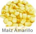 Maíz amarillo.
