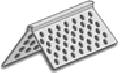 Perfiles para paneles de yeso y cemento.