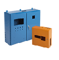 Wall-Mounted Mild Steel Enclosures