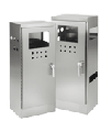 Floor-Standing Stainless Steel Enclosures