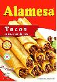 Tacos con carne de res