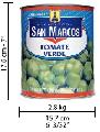 Verduras Tomate Verde