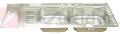 TARJA DOBLE C-211 ESCU-IZQ 144X54