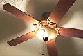 Lámpara Colgante de Ventilador