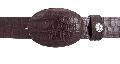 Cintos de caimán