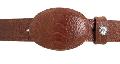 Cintos de pata de avestruz