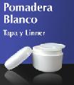 Pomadera blanco