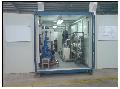 Tratamiento de desechos industriales con ujos 10 -15 m3 por hora