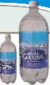 Agua Carrera con gas