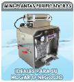 Mini-plantas purificadoras