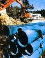 Tuberia de PVC C900 AWWA Blue Brute