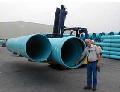 Tubería de PVC C905 AWWA Big Blue