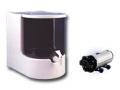 Sistema Sobre Fregadero por Osmosis Inversa 4 Pasos con Bomba Booster