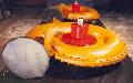 Turbinas para generar energía con energía de agua