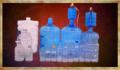 Garafas y botellas