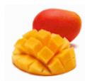 Mango procesado