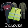 Overoles y camisolas industriales