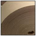Hoja plana de papel semicraft