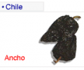 Chile ancho