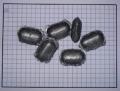 La briqueta de aluminio granulado