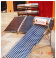 Colectores solares de agua