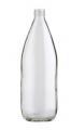 Botella de cristal  comercial