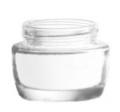 Envase de cristal para cosmetica