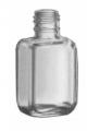 Envase de cristal para perfumes cuadrado