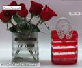 Canastas de vidrio soplado