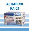 Recubrimiento industrial Aguapoxi RA-21