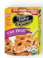 Cereal ojuela con pasas