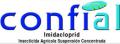 Insecticida agrícola Confial