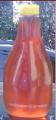 Miel en botella de plastico