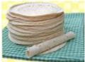 Tilla de maiz tipo huarache