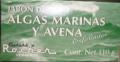 Jabón de algas marinas y avena