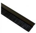 Guardapolvo Negro 90cmx2.5