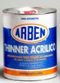 Thinner Acrílico ArBen