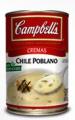 Crema Chile poblano