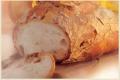Pan de corteza dura