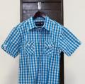Camisa para hombre manga corta