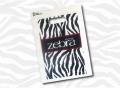 Bolsa de plástico Zebra
