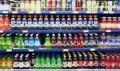 Productos químicos para producción de bebidas