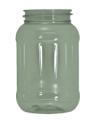 Envase PET cilíndrico de 480 ml con rosca de 63 mm