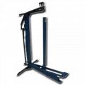 Engrapadora mecánica de pedal con poste