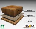 Empaque industrial de cartón