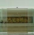 Puertas corredizas automáticas con zoclo interior