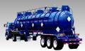 Tanque cilíndrico para transporte de químicos
