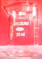 Elektrovakuum- kemiska varor för laboratorier av glas