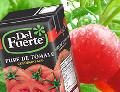 Puré de tomate del Fuerte.