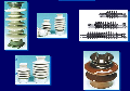 Insulators    Trading under the names Raychem, Axicom, Dulmison and Zibo, Tyco Electronics Energy Division offers a comprehensive range of porcelain, polymeric and hybrid solutions for the electricity supply industry. Experience in the design and manufact